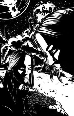 Soleil noir, deux femmes découvrent la substance