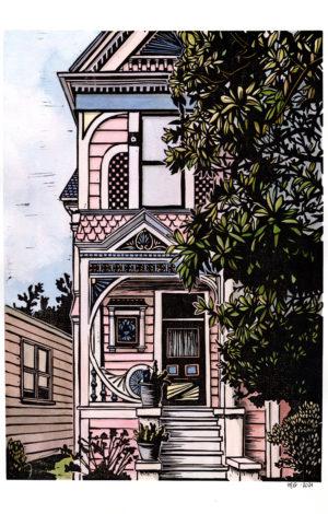 American Houses, Aladema California - 2021