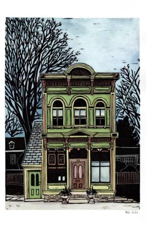 American Houses, Rhode Island - 2021